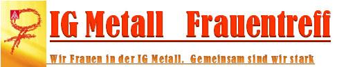 IG Metall Frauen Logo